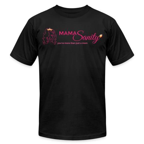 Mamasanity Pink - Unisex Jersey T-Shirt by Bella + Canvas