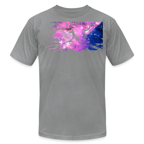 Cat Galaxy - Unisex Jersey T-Shirt by Bella + Canvas