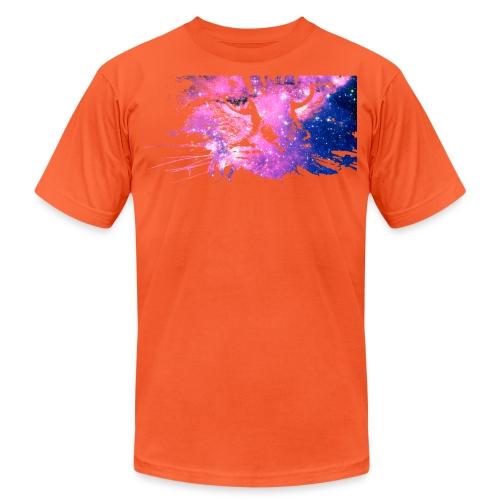 Cat Galaxy - Unisex Jersey T-Shirt by Bella + Canvas