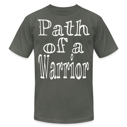 Path of a Warrior - Unisex Jersey T-Shirt by Bella + Canvas