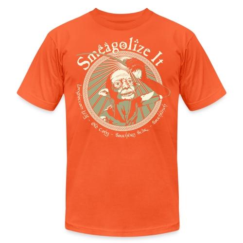 Smeagolize It! - Unisex Jersey T-Shirt by Bella + Canvas