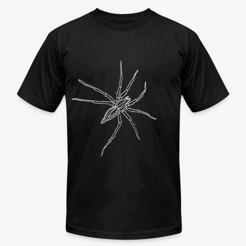 grass spider inv - Unisex Jersey T-Shirt by Bella + Canvas