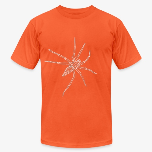 grass spider inv - Unisex Jersey T-Shirt by Bella + Canvas