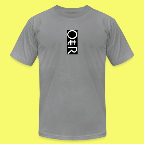 OntheReal coal - Men's  Jersey T-Shirt