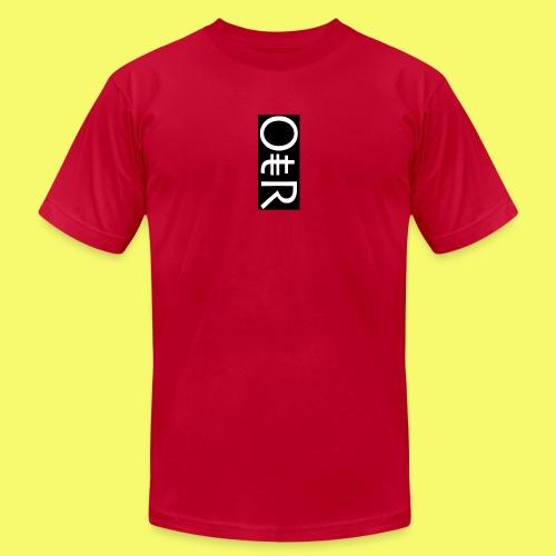 OntheReal coal - Men's  Jersey T-Shirt