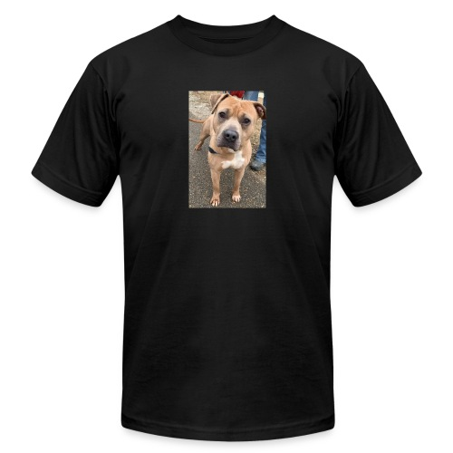Brute Pup - Unisex Jersey T-Shirt by Bella + Canvas