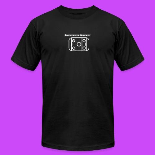 Ineffable Hockey Hoodies 3 - Unisex Jersey T-Shirt by Bella + Canvas
