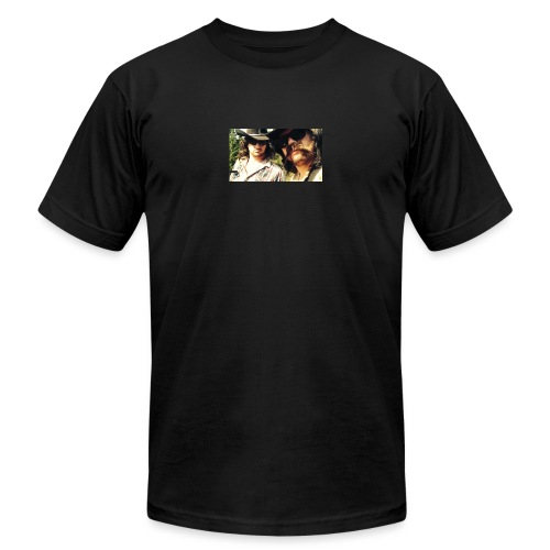 Jaw Thrust Cover Art - Unisex Jersey T-Shirt by Bella + Canvas