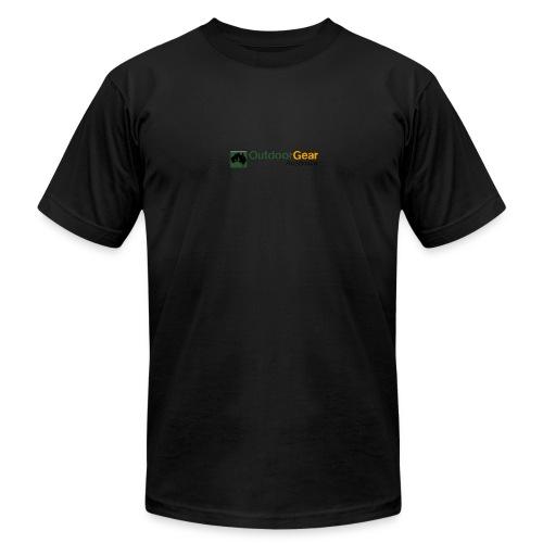 Outdoor Gear Australia - Unisex Jersey T-Shirt by Bella + Canvas