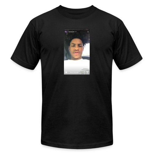F4590FC6 2BCE 49C0 B208 388675CD285D - Unisex Jersey T-Shirt by Bella + Canvas