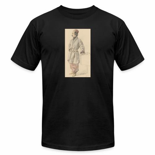 rs portrait sp 01 - Unisex Jersey T-Shirt by Bella + Canvas