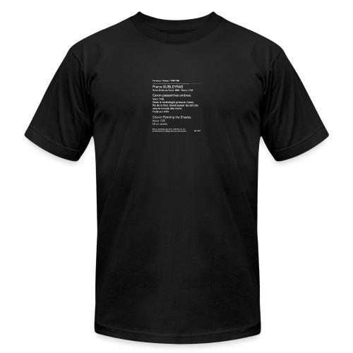 4 - Unisex Jersey T-Shirt by Bella + Canvas
