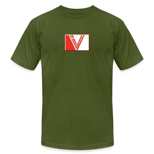 LBV red drop - Men's Jersey T-Shirt