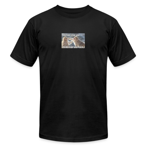 funny animal memes shirt - Unisex Jersey T-Shirt by Bella + Canvas