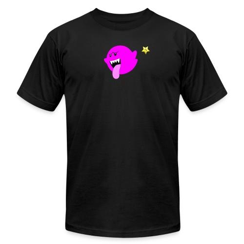 Masterstarman Pink Boo - Unisex Jersey T-Shirt by Bella + Canvas