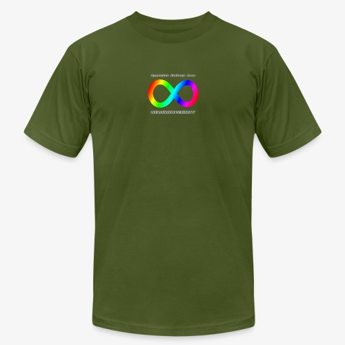 Embrace Neurodiversity - Men's  Jersey T-Shirt