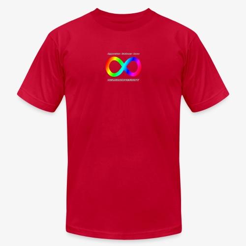 Embrace Neurodiversity - Unisex Jersey T-Shirt by Bella + Canvas