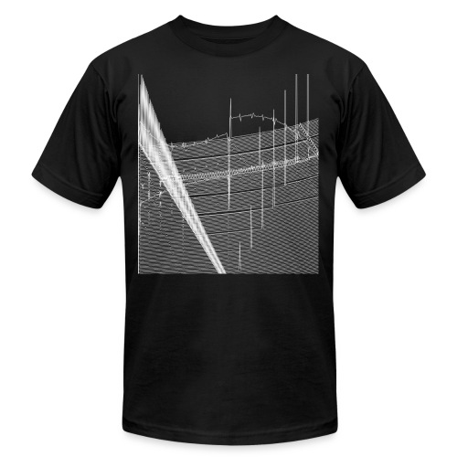 Unknown Ciphers v2.2 - Unisex Jersey T-Shirt by Bella + Canvas