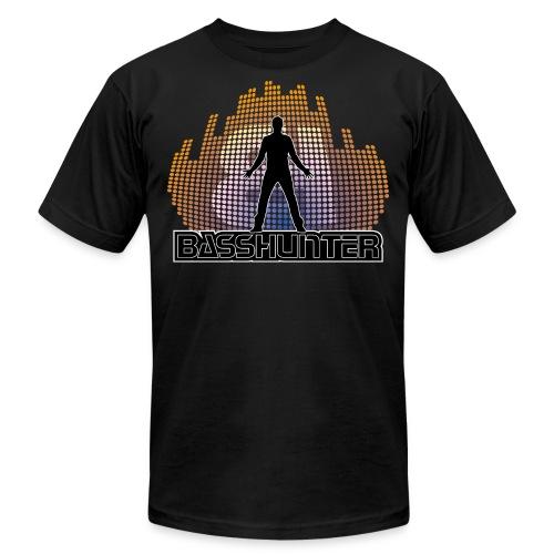 Basshunter 1 - Unisex Jersey T-Shirt by Bella + Canvas