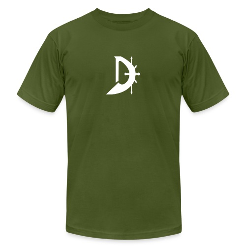 Mark of Dave T-Shirt - Unisex Jersey T-Shirt by Bella + Canvas