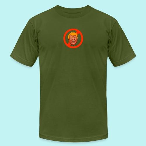 Dump Trump - Unisex Jersey T-Shirt by Bella + Canvas