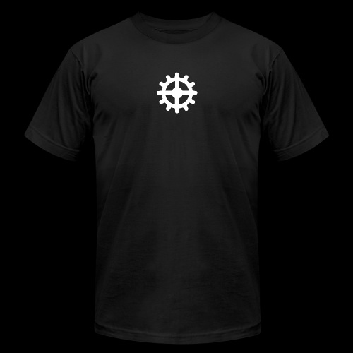 SEAL OF THE MACHINE - Unisex Jersey T-Shirt by Bella + Canvas