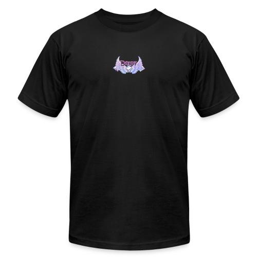 Derpy Main Merch - Unisex Jersey T-Shirt by Bella + Canvas