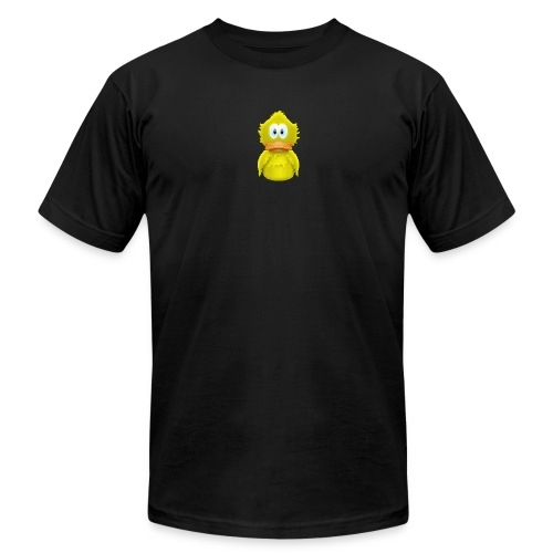 Adiumy Yellow - Unisex Jersey T-Shirt by Bella + Canvas