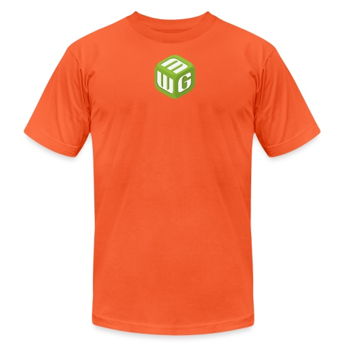 MiniWarGaming T-Shirt (L) Men's Fruit of the Loom - Unisex Jersey T-Shirt by Bella + Canvas