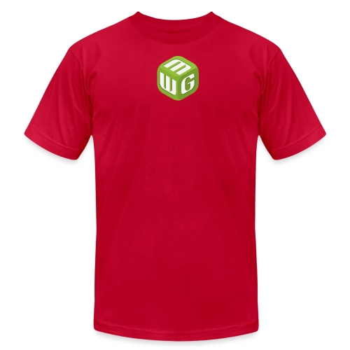 MiniWarGaming T-Shirt (L) Men's Fruit of the Loom - Unisex Jersey T-Shirt by Bella + Canvas