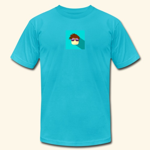 NixVidz Youtube logo - Men's Jersey T-Shirt