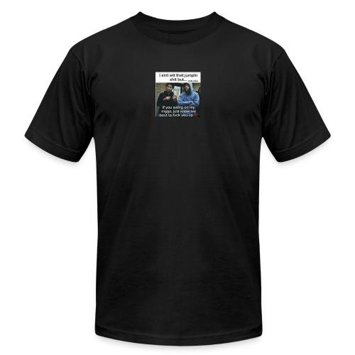 Friends down for friends - Men's  Jersey T-Shirt