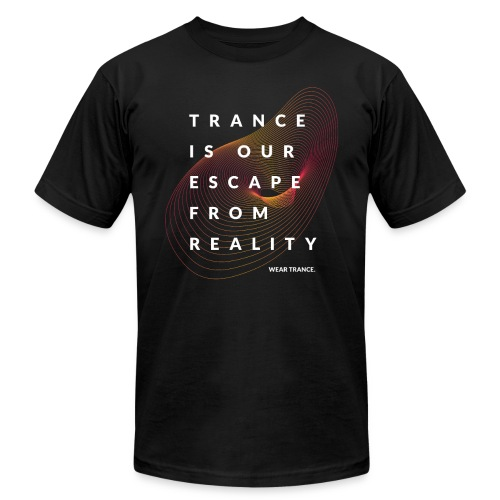 Escape from Reality - Unisex Jersey T-Shirt by Bella + Canvas