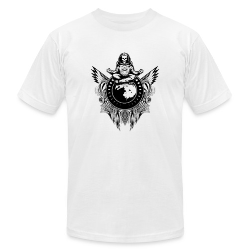 Zenith - Unisex Jersey T-Shirt by Bella + Canvas