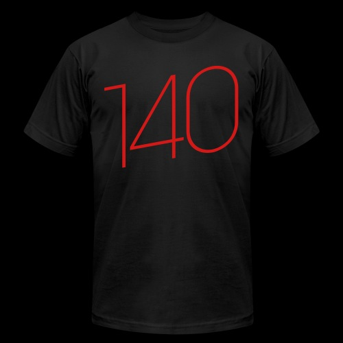 140 - Unisex Jersey T-Shirt by Bella + Canvas