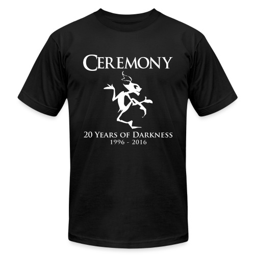 Ceremony 20 - Unisex Jersey T-Shirt by Bella + Canvas