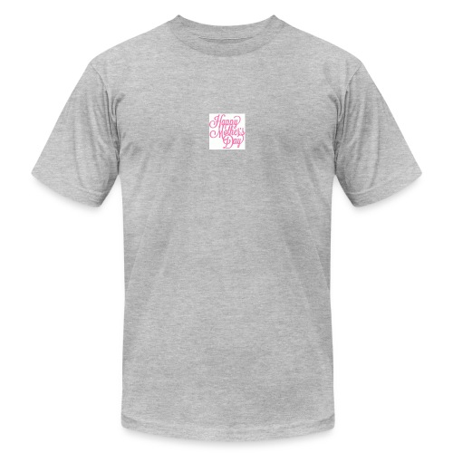 mothers day - Unisex Jersey T-Shirt by Bella + Canvas