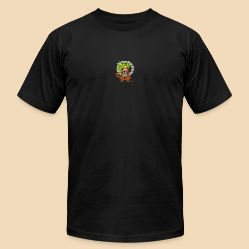 Rockhound reduce size4 - Unisex Jersey T-Shirt by Bella + Canvas