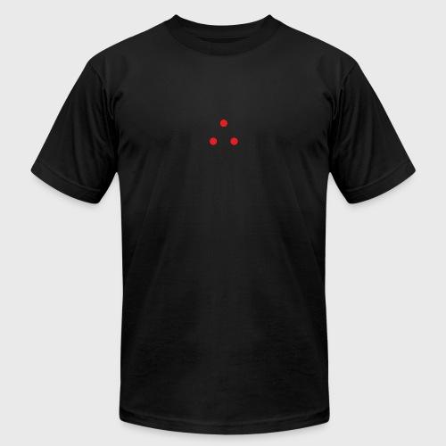 Predator Three Dots - Unisex Jersey T-Shirt by Bella + Canvas