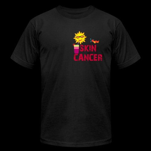 SKIN CANCER AWARENESS - Unisex Jersey T-Shirt by Bella + Canvas