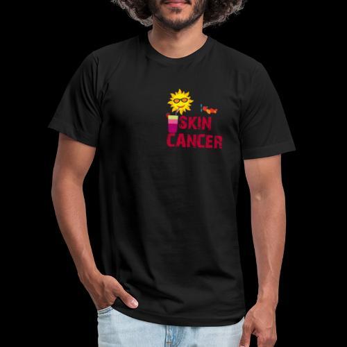 SKIN CANCER AWARENESS - Unisex Jersey T-Shirt by Bella + Canvas