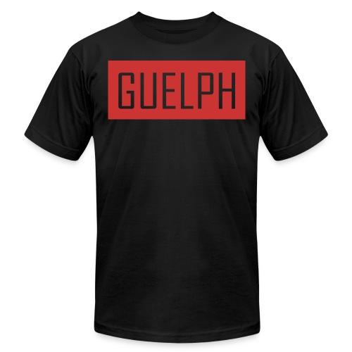 Guelph Logo Red - Men's Jersey T-Shirt
