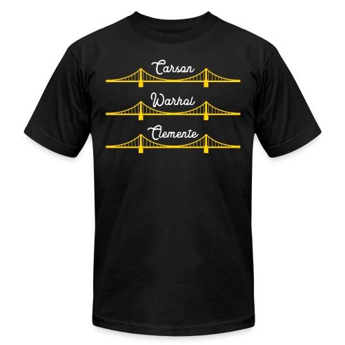 Sister Bridges - Unisex Jersey T-Shirt by Bella + Canvas