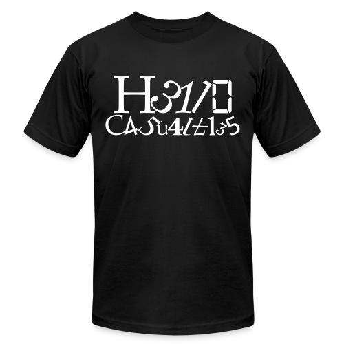 Hello Casualties Leet - Men's  Jersey T-Shirt