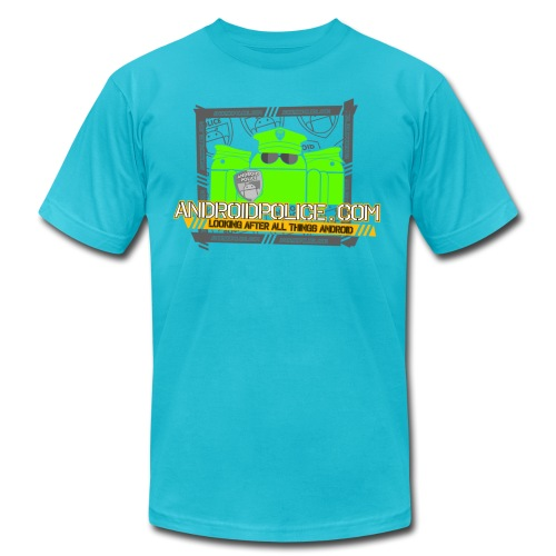 w jack Design 7 - Unisex Jersey T-Shirt by Bella + Canvas