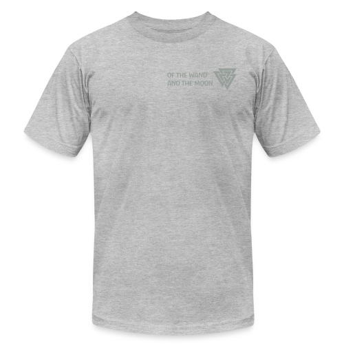 layout v1 - Unisex Jersey T-Shirt by Bella + Canvas