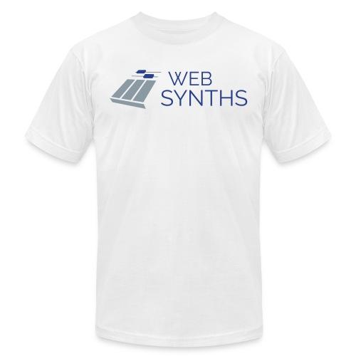 WebSynths - Unisex Jersey T-Shirt by Bella + Canvas