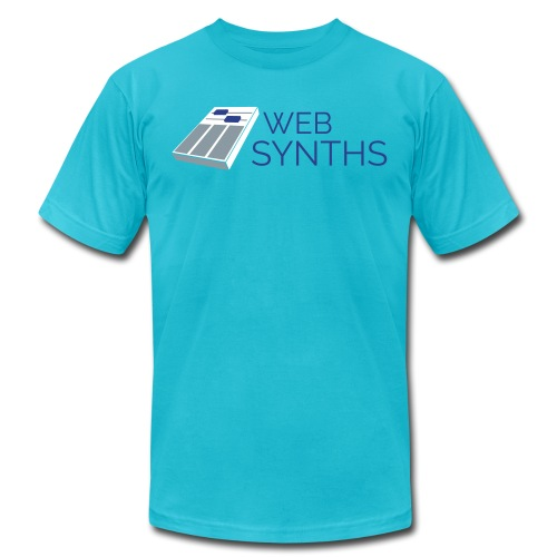 WebSynths - Unisex Jersey T-Shirt by Bella + Canvas