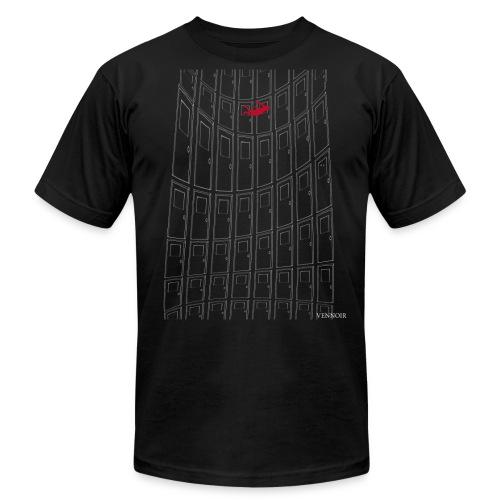 Descending doors - Men's Jersey T-Shirt