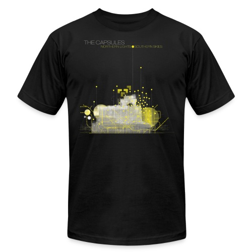 nlss2 png - Unisex Jersey T-Shirt by Bella + Canvas